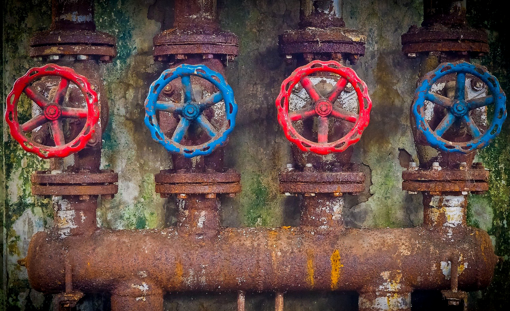 Industrial taps